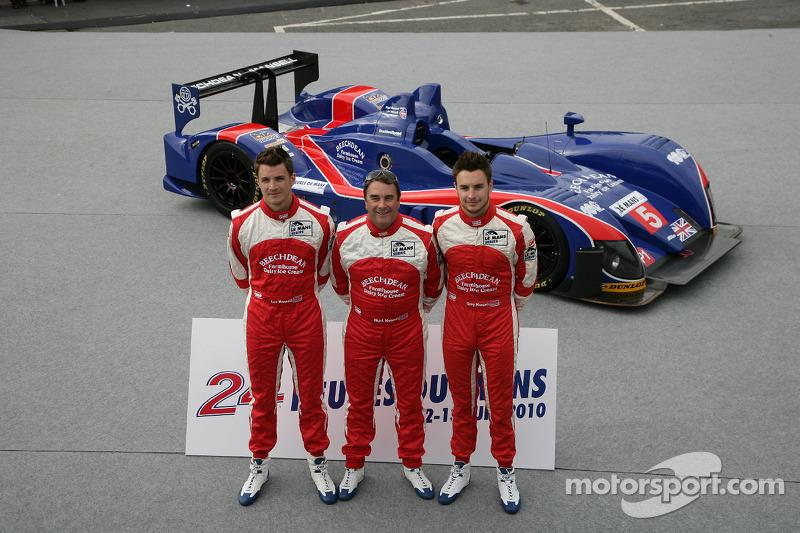 2010: 24h Le Mans mit den Söhnen Greg und Leo