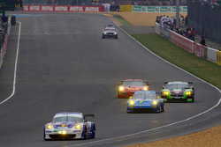 Start: #75 Prospeed Competition Porsche 911 GT3 RSR: Paul Van Splunteren, Niek Hommerson, Louis Machiels
