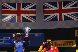 Alex Lynn, DAMS; Jordan King, Racing Engineering