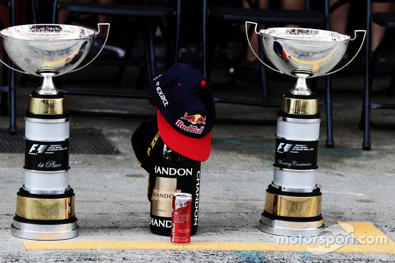 Трофеи победителя