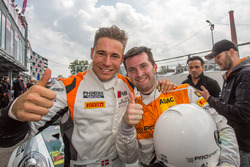 Nicolaj Moller Madsen, Andreas Patzelt, PROsport Performance, Porsche Cayman PRO4 GT4
