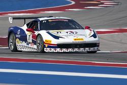 #71 Québec Ferrari 458: Patrice Brisebois