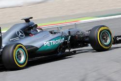Pascal Wehrlein, Mercedes AMG F1 Team W07
