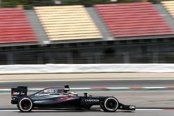 Стофель Вандорн, тестовый и резервный пилот McLaren MP4-31