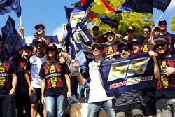 Карлос Сайнс мл., Scuderia Toro Rosso fans