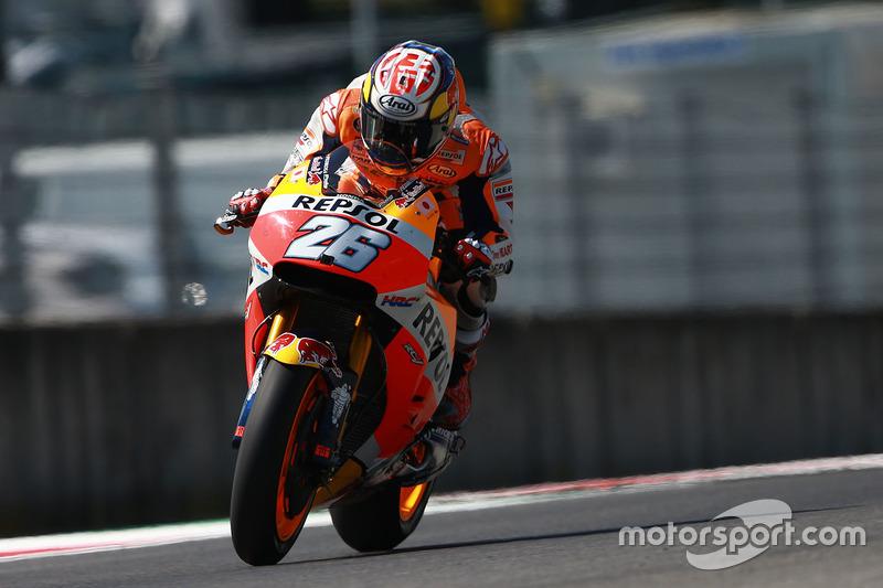 Dani Pedrosa (Honda) 4. Platz