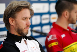 Conferenza stampa: Nick Heidfeld, Mahindra Racing