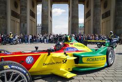 Даниэль Абт, ABT Schaeffler Audi Sport
