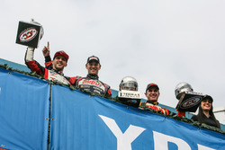 Matias Rossi, Donto Racing Chevrolet, Facundo Ardusso, JP Racing Dodge, Mariano Werner, Werner Competicion Ford