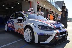Davit Kajaia, Team Engstler, Volkswagen Golf GTI TCR