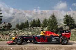 Der Red Bull RB7 im Libanon
