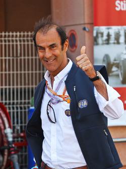 Gabriele Tarquini, FIA-Rennkommissar
