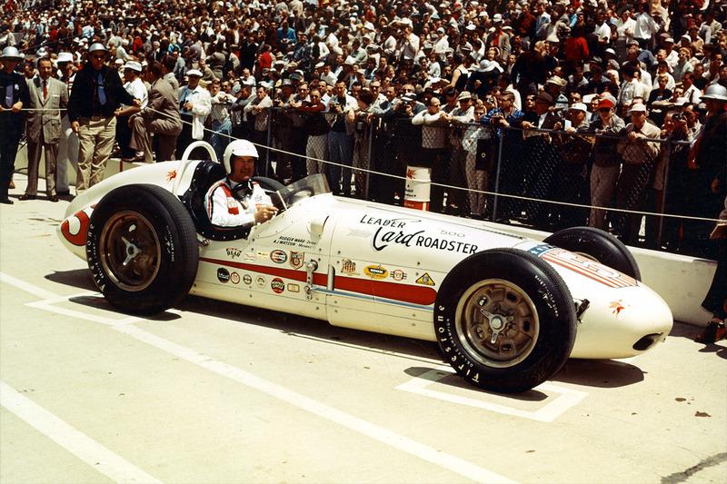 1959 - Rodger Ward, Watson/Offy