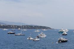 Atmosphäre in Monaco