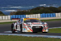 #1 Jamec Pem Audi R8 LMS: Miguel Molina, Tony Bates