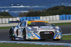 #2 Jamec Pem, Audi R8 LMS: Stephen McLaughlan