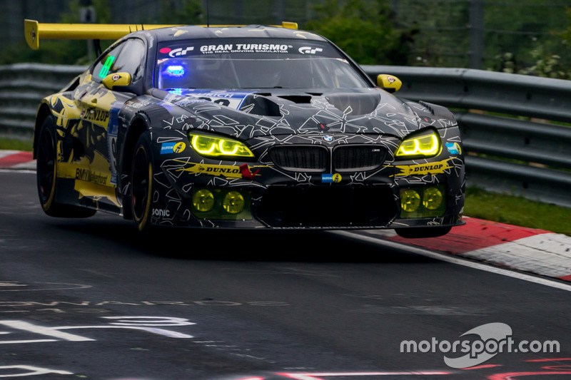 6. #999 Walkenhorst Motorsport powered by Dunlop, BMW M6 GT3