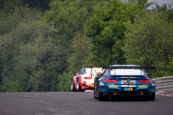 #101 Walkenhorst Motorsport powered by Dunlop, BMW M6 GT3: Матіас Хенкола, Казунорі Ямаучі