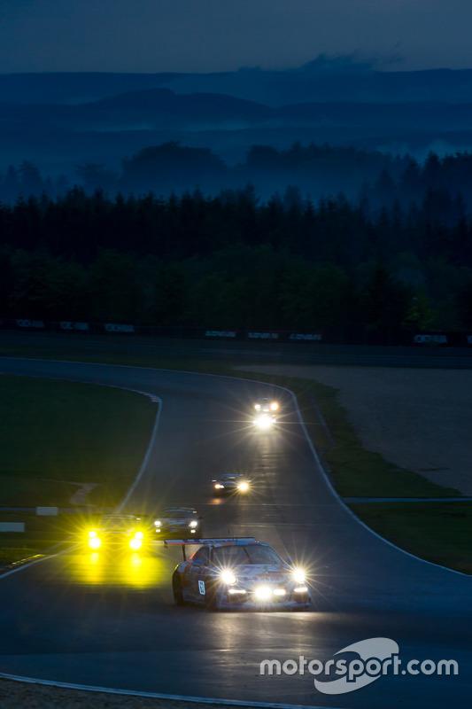 #63 GetSpeed Performance, Porsche 911 GT3 Cup