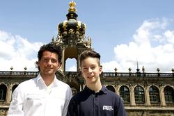 Luca Ludwig and Mike David Ortmann