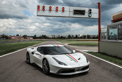 Ferrari 458 MM Speciale unveil