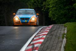 #141 Team Adrenalin Motorsport, BMW E90: Christopher Rink, Danny Brink, Gabriele Piana, Niklas Steinhaus