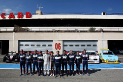United Autosports Paul Ricard Test Day
