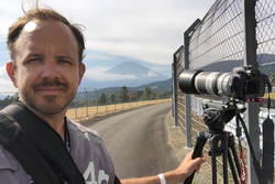 Robert Lyon, Motorsport.com videographer