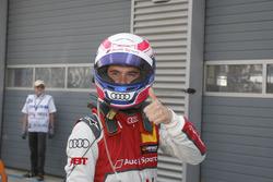 Polesitter Miguel Molina, Audi Sport Team Abt Sportsline, Audi RS 5 DTM