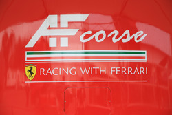 Логотип AF Corse