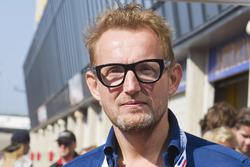 Bernhard van Oranje, mede-eigenaar van Circuit Park Zandvoort