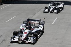 Will Power, Team Penske Chevrolet, Juan Pablo Montoya, Team Penske Chevrolet