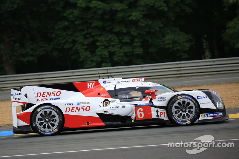 #6 Toyota Gazoo Racing - LMP1