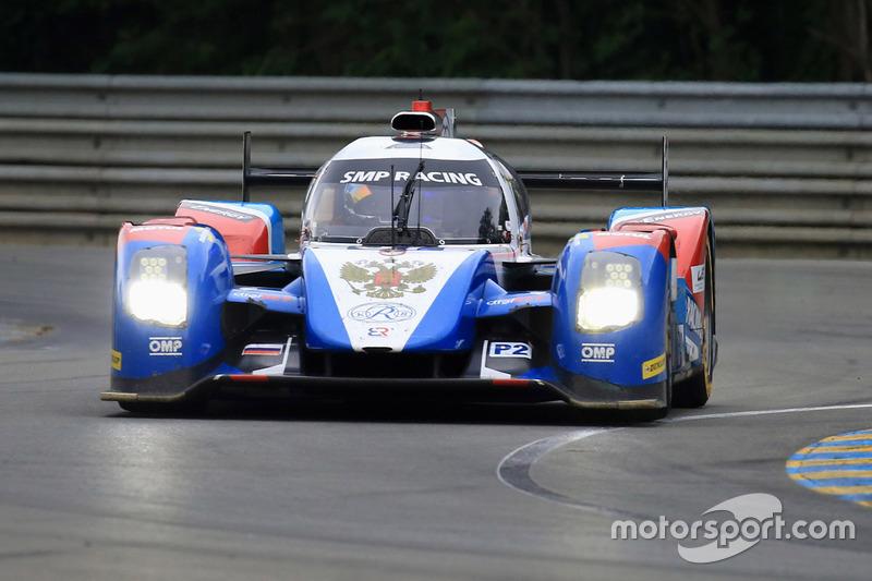 LMP2: #37 SMP Racing, BR01 Nissan