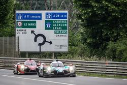 Фабьен Бартез, Тимотэ Бурэ, Поль-Луп Шатен, #23 Panis Barthez Competition Ligier JS P2 Nissan