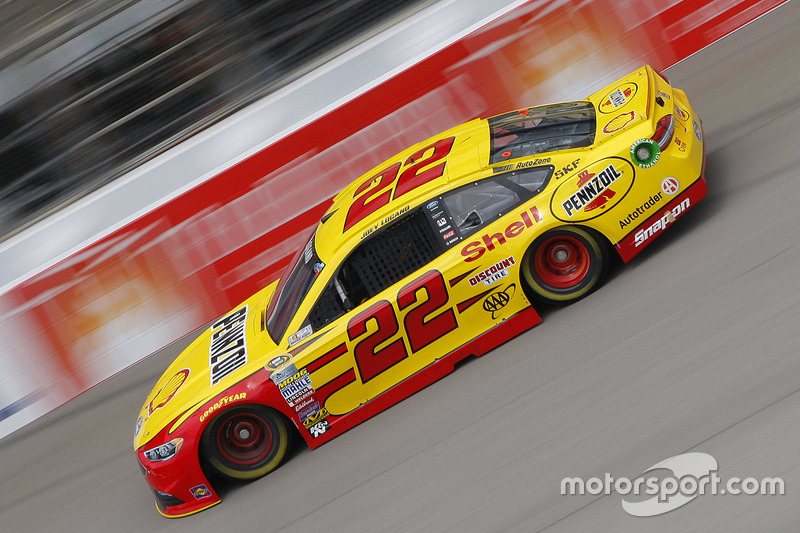 Joey Logano - Team Penske – Ford
