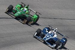 Джозеф Ньюгарден, Ed Carpenter Racing Chevrolet и Макс Чилтон, Chip Ganassi Racing Chevrolet