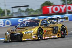 #5 Phoenix Racing Asia Audi R8 LMS GT3: Marchy Lee, Shaun Thong