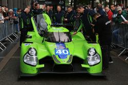 Экипаж #40 Krohn Racing Ligier JS P2 Nissan