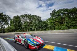 #51 AF Corse, Ferrari 488 GTE: Gianmaria Bruni, James Calado, Alessandro Pier Guidi