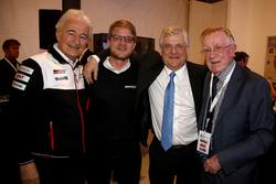ACO Basın Toplantısı: Hugues de Chaunac, Jacques Nicolas, Don Panoz