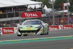 #32 StileF Squadra Corse, Ferrari 458 Challenge Evo: Andreas Segler