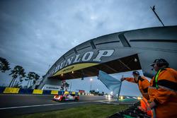 #40 Krohn Racing, Ligier JS P2 Nissan: Tracy Krohn, Nic Jonsson, Joao Barbosa