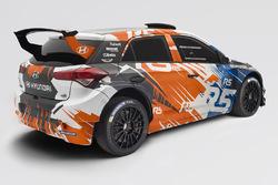 Hyundai i20 R5 WRC