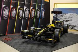 Pirelli-Testfahrzeug