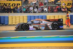 #32 Lawrence Tomlinson Ginetta P3-15 - Nissan: Lawrence Tomlinson, Charlie Robertson