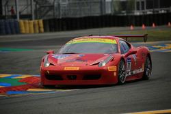 #170 Gohm Motorsport Ferrari 458 Challenge Evo: Klaus Hrubesch