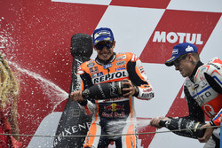 Podium: segundo, Marc Márquez, Repsol Honda Team