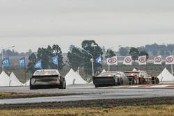 Diego de Carlo, JC Competicion Chevrolet, Pedro Gentile, JP Racing Chevrolet, Prospero Bonelli, Bonelli Competicion Ford