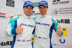 #4 Team Falken, Porsche 911 GT3-R: Wolf Henzler, Martin Ragginger